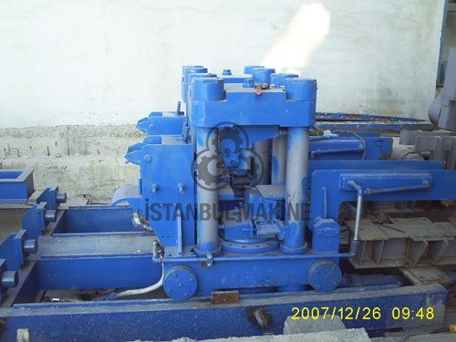 Hydraulic Shear Continuous Casting Machine