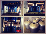 CNG LPG Cylinder Mold
