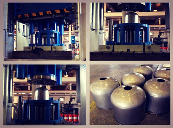 Cng Lpg Cylinder Mold Manufacturing