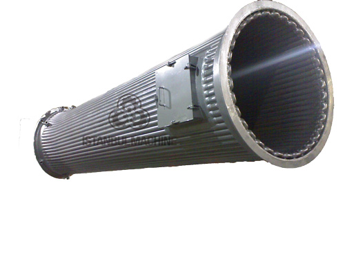 Water Cooled Ducts for Fume Treatment of Melt Shop EAF