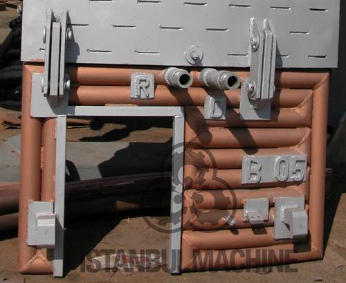Copper Panels EAF
