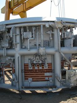 EAF Copper Panels