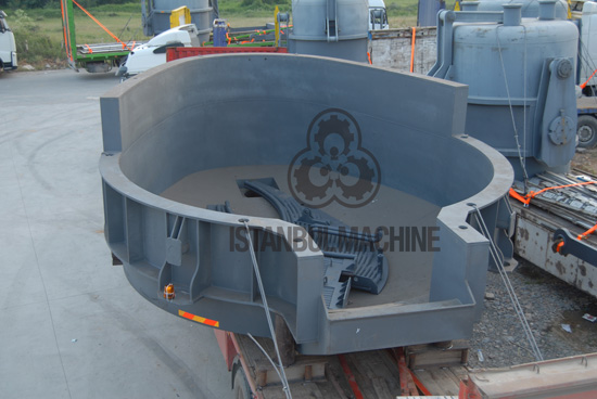 Electric Arc Furnace Lower Shell