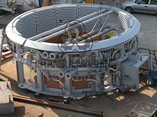 Electric Arc Furnace Upper Shell