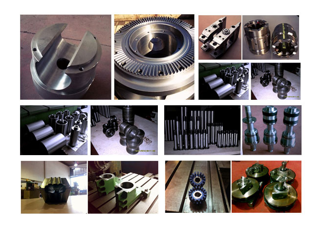 Machine Parts Production