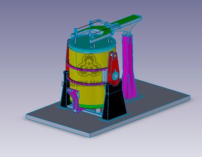 Ladle Preheating System LF